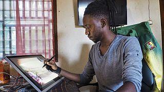 Cameroon: Félix Fokoua, the digital artist who designed AFCON 2021 mascot