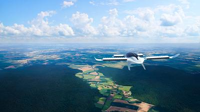 Could the future of mobility be electric flying cars?