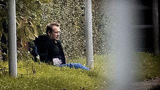 Deizaltısında gazeteci Kim Wall'u öldürmekten ömür boyu hapis cezasına çarptırılan Peter Madsen