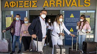 Αφίξεις επισκεπτών από το εξωτερικό στην Ελλάδα το καλοκαίρι 2021