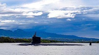 زیردریایی آمریکا با انرژی هستهای