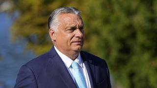 Hungary's Prime Minister Viktor Orban gave an interview to state media on Friday.