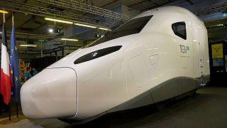 نسل جدید قطارهای فوق سریع فرانسه