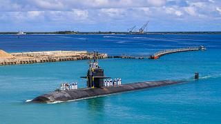 Amerikan denizaltısı (arşiv)
