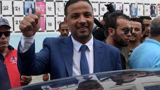 النائب في البرلمان التونسي المعلقة أعماله سيف الدين مخلوف