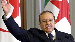 El expresidente de Argelia, Abdelaziz Buteflika