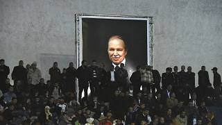 Bouteflika, the ousted president of Algeria, has died