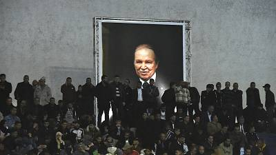 Algérie : décès de l'ex-président Abdelaziz Bouteflika
