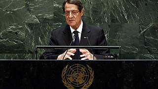 UN General Assembly Cyprus