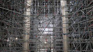 La sécurisation et consolidation de Notre-Dame de Paris terminée