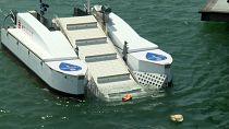 Taiwan: environmental group designs marine 'vacuum cleaner'