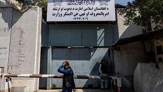 Талибы закрыли министерство по делам женщин