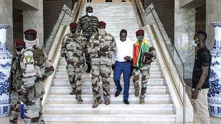"""Guinée : """"la libération d'Alpha Condé n'est pas à l'ordre du jour"""" CNRD"""