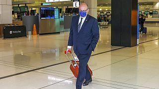Fransa'nın Avustralya büyükelçisi Jean-Pierre Thebault, bu ülkeden ayrıldı