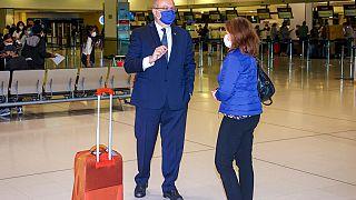 Ο πρέσβης της Γαλλίας στην Αυστραλία, Ζαν Πιερ Τιμπό