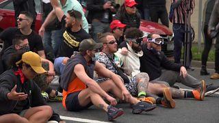 Μελβούρνη: Διαδήλωση κατά του lockdown