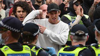 Demo in Melbourne