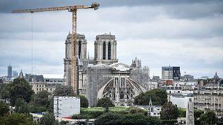 Notre Dame Katedrali, Paris