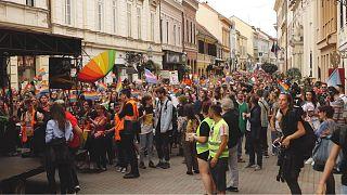 A Pride közönsége
