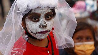 Halloween 2020 in Bolivien - Symbolbild