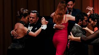 Wieder live Tango in Buenos Aires