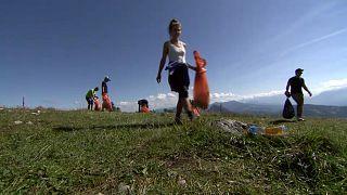 A tiszta környezet világnapján 180 országban 50 millióan szedtek szemetet