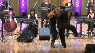 Танго вернулось на большую сцену