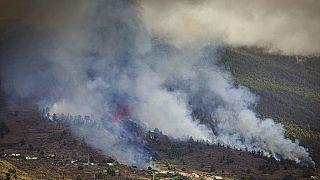 Espagne : éruption d'un volcan dans l'archipel des Canaries
