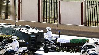 Funeral de Bouteflika