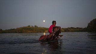 Χιλιάδες Αϊτινοί μετανάστες στα σύνορα ΗΠΑ-Μεξικού