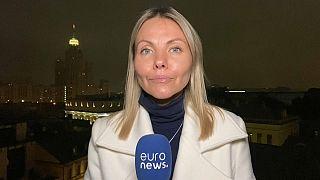 La corrispondente di Euronews, Galina Polonskaya