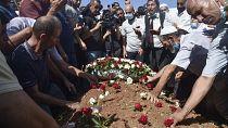 "Abdelaziz Bouteflika repose au cimetière des ""héros"" à Alger"