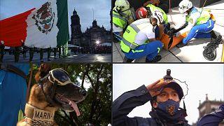 ذكرى زلزال المكسيك المميت في 1985 و.2017