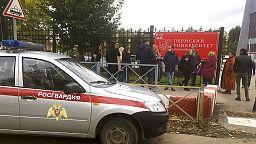 Russie : au moins huit morts dans une fusillade à l'université de Perm (enquêteurs)
