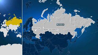 Schießerei an der Uni im russischen Perm: 8 Tote, 28 Verletzte