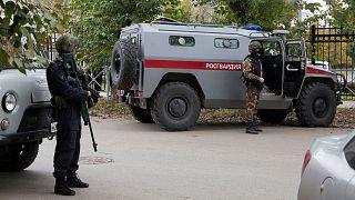 تیراندازی در دانشگاه پرم در شرق روسیه