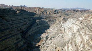 معدن اورانیوم روسینگ در نامیبیا