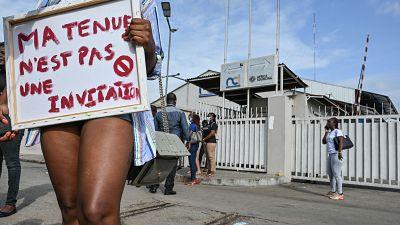 Ivorian women speak out on gender harassment, sexual abuse, assault