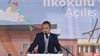 Milli Eğitim Bakanı Mahmut Özer