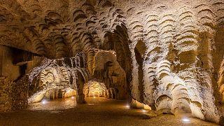 غار هرکولس در مراکش