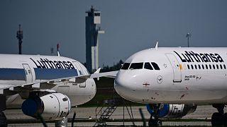 Lufthansa si attende di operare al 40% delle proprie capacità nel 2021