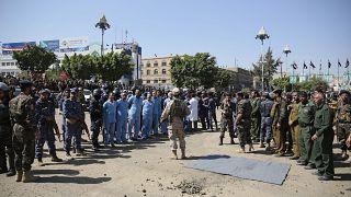 الحوثيون أعدموا 9 أفراد بينهم قاصر في 18 سبتمير/أيلول 2021