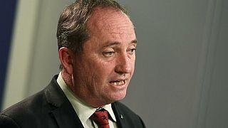 Avustralya Başbakan Yardımcısı Barnaby Joyce