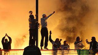 Egy bydgoszczi meccs után, 2011-ben