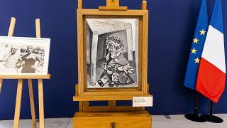 Pablo Picasso'nun 9 eseri, veraset vergisi olarak Fransa devletine verildi