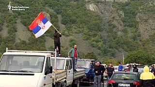 Обострение в Косове