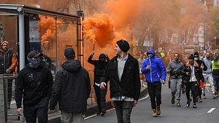 Беспорядки в Мельбурне