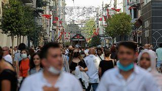 İstiklal Caddesi, İstanbul, Türkiye