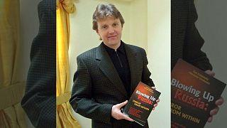 الکساندر لیتوینینکو، افسر سابق اطلاعاتی روسیه