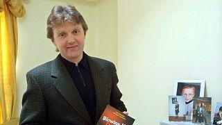 Александр Литвиненко в 2002 году.